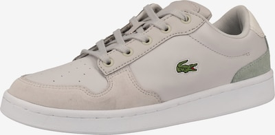 LACOSTE Sneakers laag 'Masters Cup 319' in de kleur Lichtgrijs, Productweergave