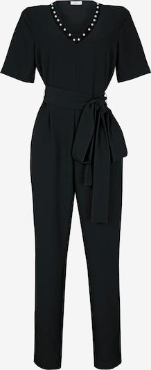 heine Overall in schwarz, Produktansicht