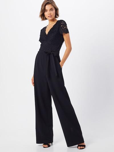 Vera Mont Overall in schwarz, Modelansicht