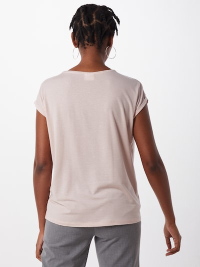 VERO MODA T-Shirt in rosa: Rückansicht