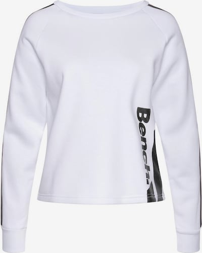 BENCH Sweatshirt in weiß, Produktansicht