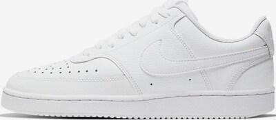 Nike Sportswear Sneakers laag 'Court Vision' in de kleur Wit, Productweergave