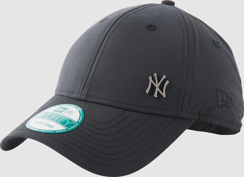 NEW ERA Cap '9FORTY Flawless Logo Metall New York Yankees'