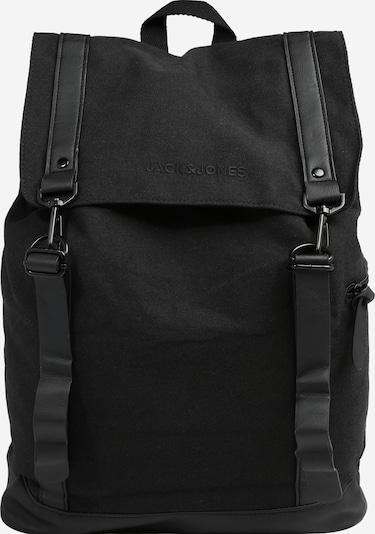 JACK & JONES Rucksack in schwarz, Produktansicht