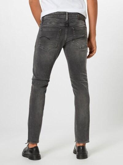 G-Star RAW Jean en gris denim: Vue de dos