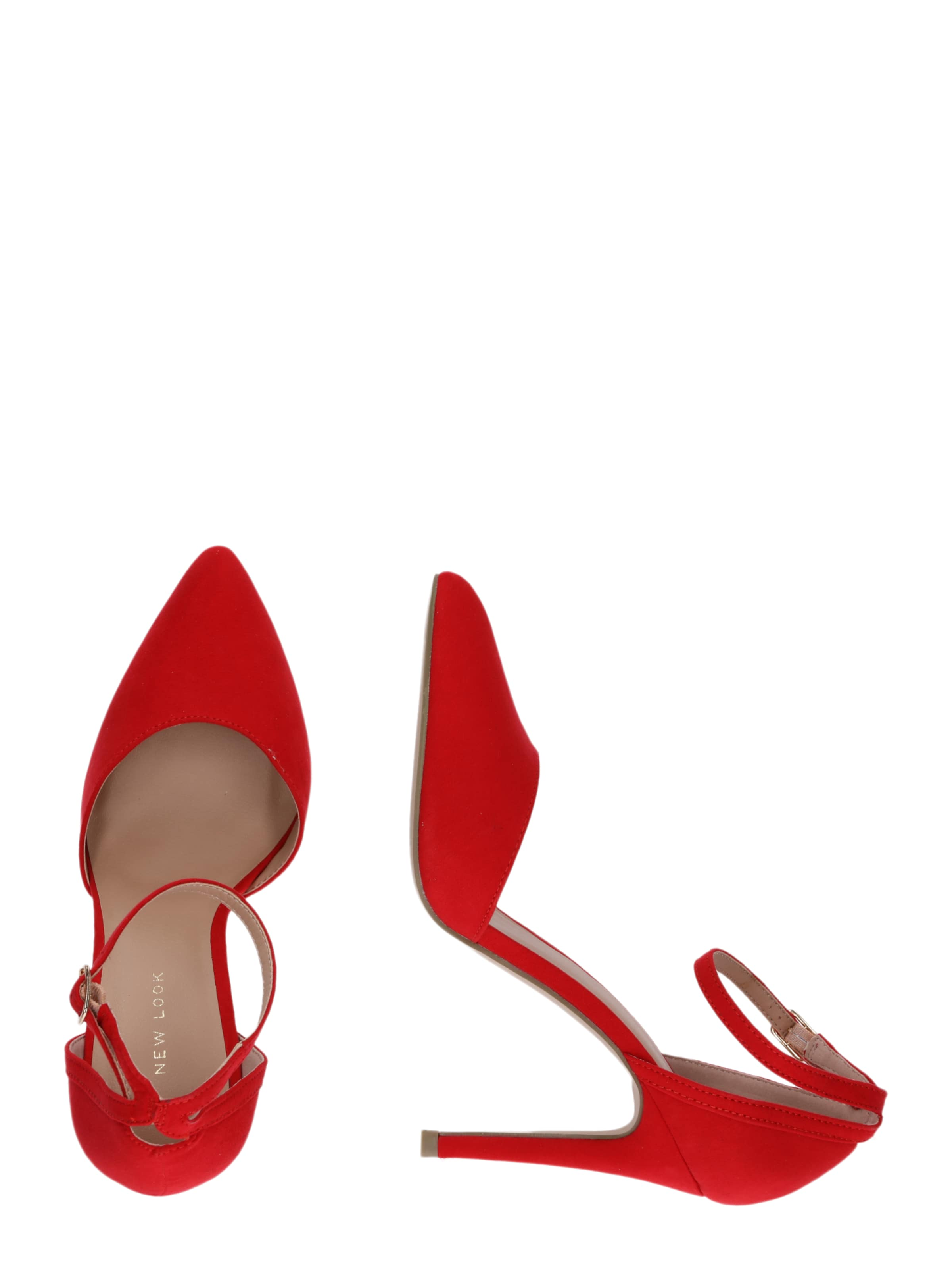 Semper' Escarpins New Rouge 'courts En Look NPymnwvO80