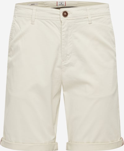 JACK & JONES Chino kalhoty - offwhite, Produkt