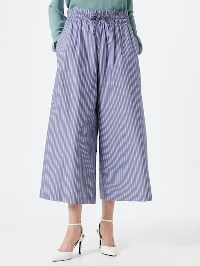 Kelnės 'Durante' iš Weekend Max Mara , spalva - mėlyna, Modelio vaizdas