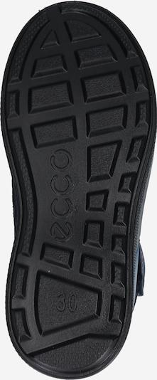 ECCO Stiefel in blau / nachtblau: Ansicht von unten