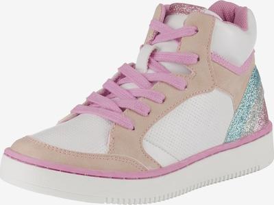 VERTBAUDET Sneakers in beige / rosa / weiß, Produktansicht