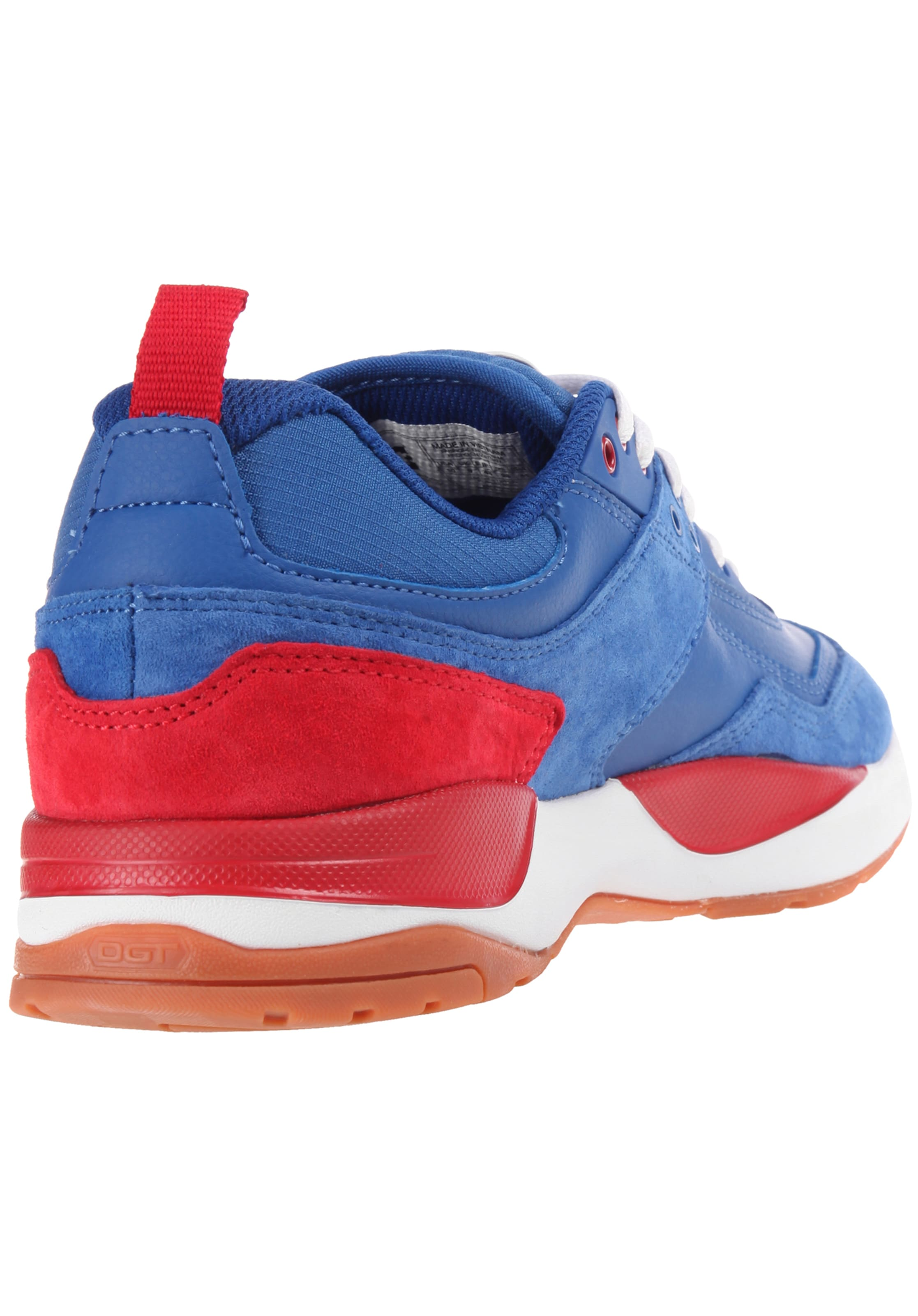 In Sneaker BlauRot Shoes Weiß Dc 8O0XknwNP
