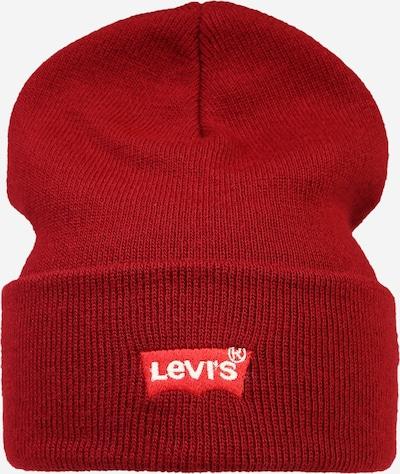 LEVI'S Cepure, krāsa - bordo, Preces skats