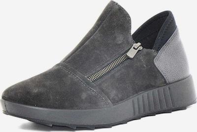 Legero Sneaker in grau: Frontalansicht
