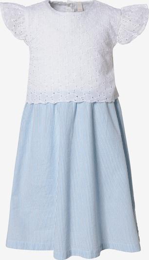 ESPRIT Kleid in hellblau / weiß, Produktansicht
