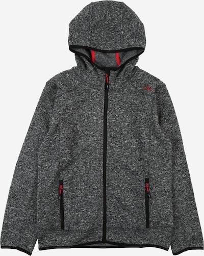 Sportinis džemperis iš CMP , spalva - raudona / juoda, Prekių apžvalga