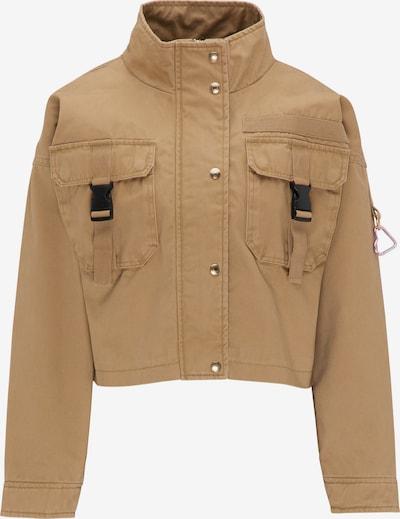 MYMO Jacke in braun, Produktansicht