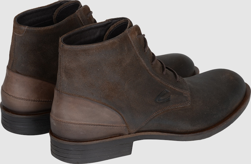 CAMEL ACTIVE Schnürboots 'Check 12'