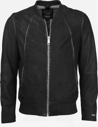 Maze Lederjacke schlicht ' 4201970 ' in schwarz, Produktansicht