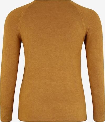 ONLY Carmakoma Pullover in ocker, Produktansicht