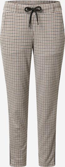 TOM TAILOR Chino nohavice - námornícka modrá / hnedá / biela, Produkt
