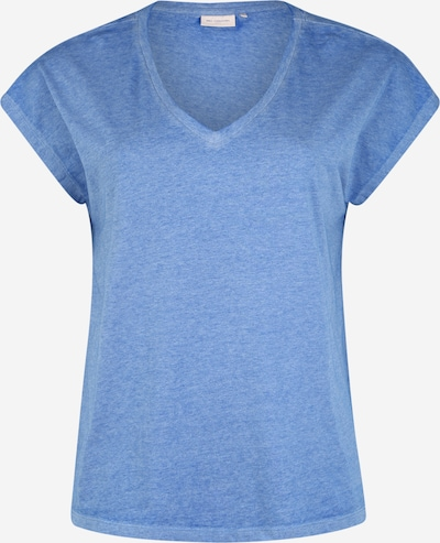 ONLY Carmakoma Shirt 'CARNOIZY' in de kleur Blauw, Productweergave