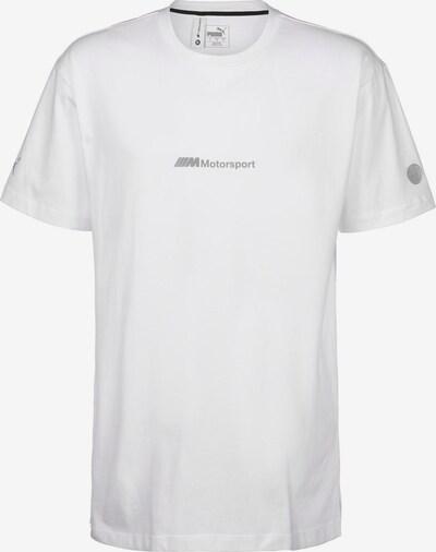 PUMA T-Shirt 'BMW Motorsport Life' in weiß, Produktansicht