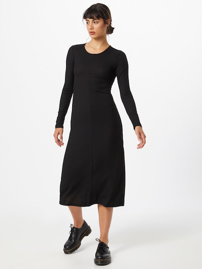 Gina Tricot Kleid 'Yolanda' in schwarz, Modelansicht