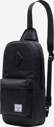 Herschel Tasche 'Heritage' in schwarz, Produktansicht