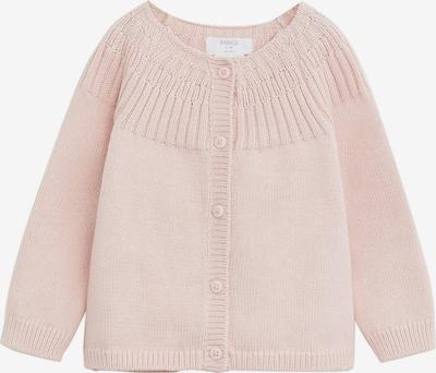 MANGO KIDS Strickjacke SELENA' in rosa, Produktansicht