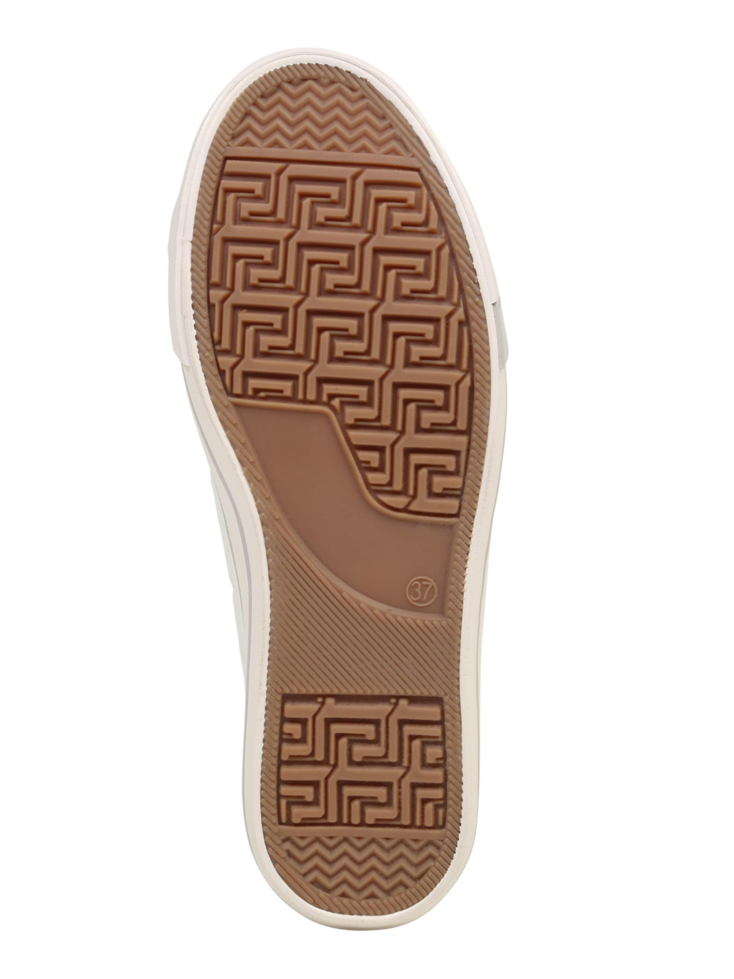 MUSTANG Sneaker 'Macrame' Marktfähig Rabatt Offiziell Marktfähig Billig Ausverkauf Store Billigste Online sqnvzyg31