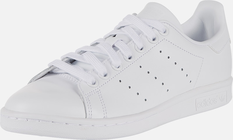 Smith' En Baskets Basses Adidas Originals Blanc 'stan WHYDeIE29