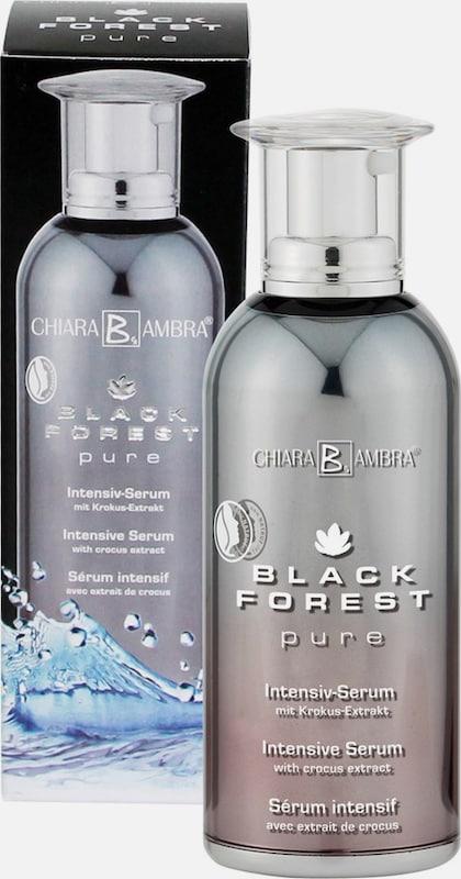 CHIARA AMBRA 'Black Forest Pure' veganes Intensiv-Serum