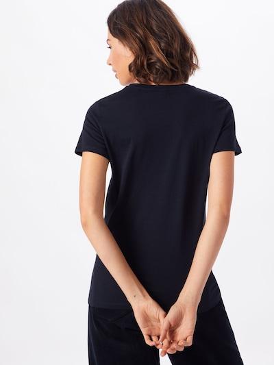 Iriedaily T-Shirt 'It Birdy' in mischfarben / schwarz: Rückansicht