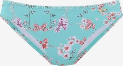 SUNSEEKER Bikinitrusse 'Ditsy' i lyseblå / blandingsfarvet, Produktvisning