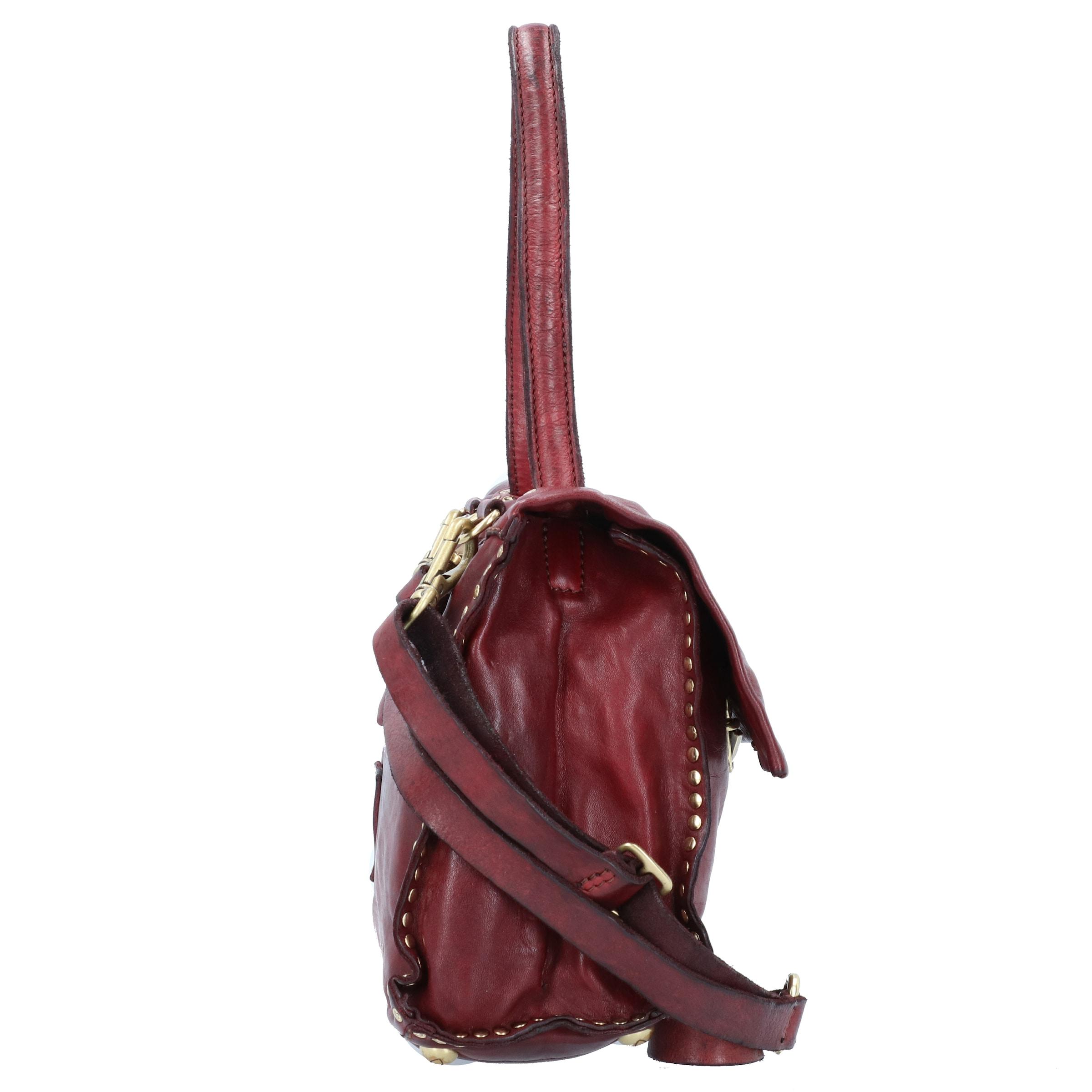 Rubinrot In Rubinrot Campomaggi Handtasche Handtasche Campomaggi Campomaggi In 6yvb7gYf