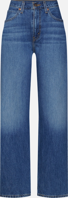 LEVI'S Jeans 'DAD JEAN' in blue denim, Produktansicht