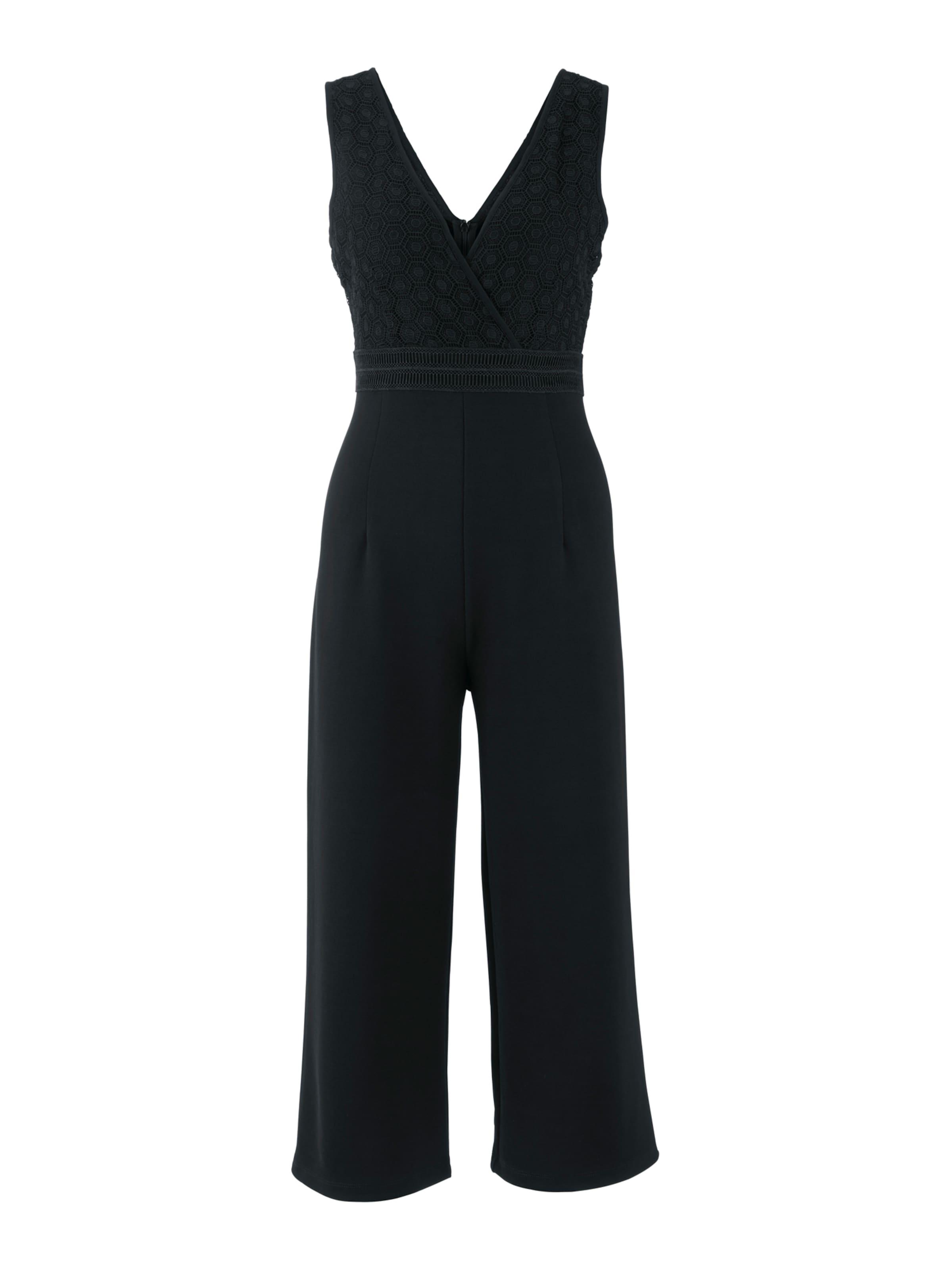 heine Overall in schwarz