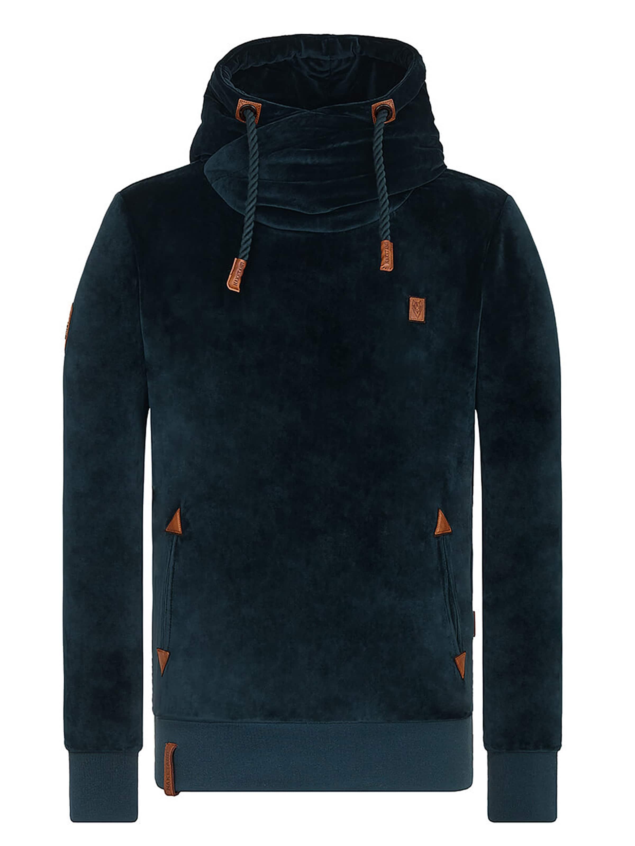 Sweatshirt In Sweatshirt Naketano Dunkelgrün Naketano In n08wOPkX