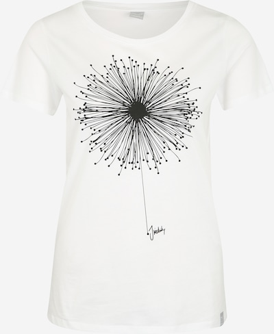 Iriedaily T-Shirt 'Blowball' in weiß, Produktansicht
