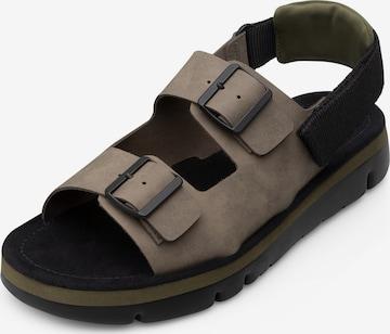 Sandales 'Oruga' CAMPER en gris