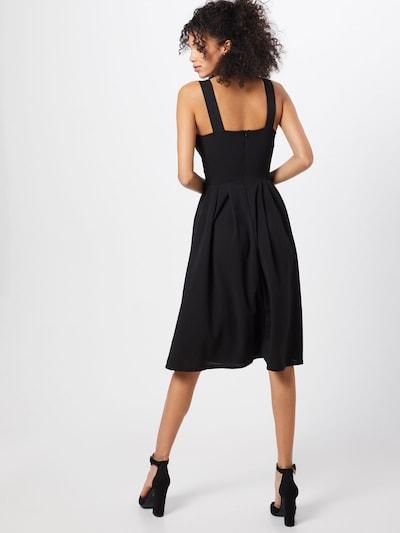 Kokteilinė suknelė 'WG 6275' iš WAL G. , spalva - juoda: Vaizdas iš galinės pusės
