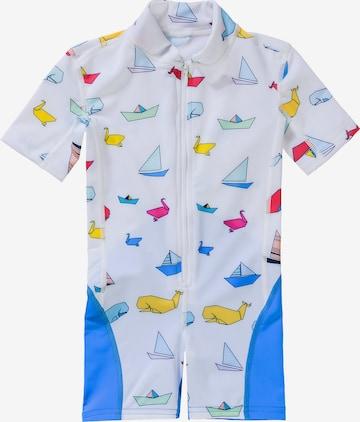 HYPHEN Badeanzug in Weiß