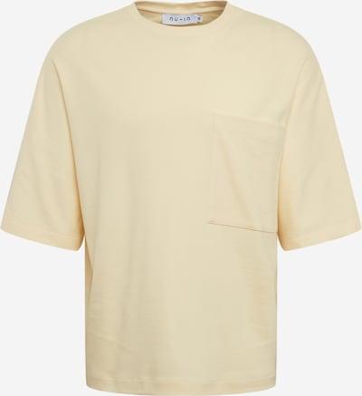 NU-IN Shirt in creme, Produktansicht