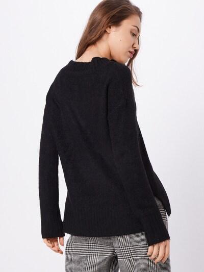 VERO MODA Sweter w kolorze czarnym: Widok od tyłu