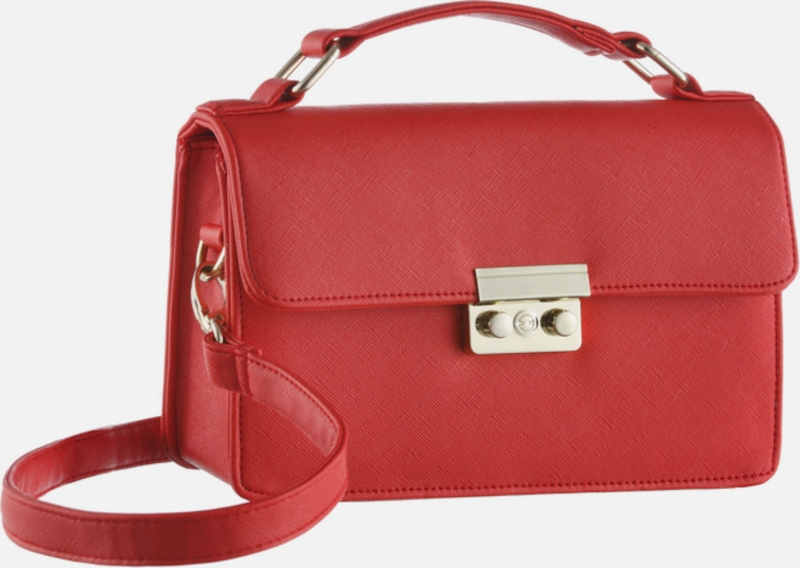 Laura Scott Shoulder Bag With Snap