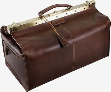 Picard Toscana Bügelreisetasche Leder 52 cm in Braun