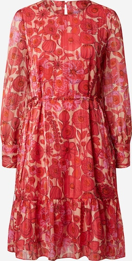 Fabienne Chapot Kleid 'Bonnie Lou' in beige / pink, Produktansicht