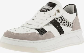 BULLBOXER Sneaker in Weiß