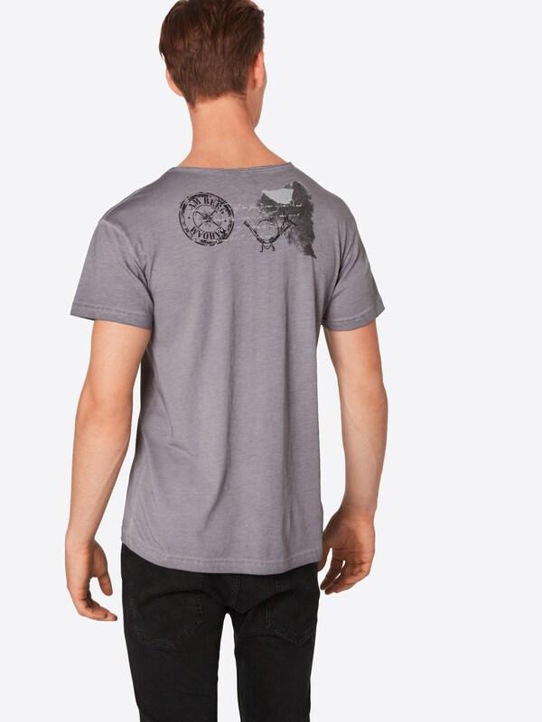 'm31 Couleurs Chemise Shirt' Marjo En De GrisMélange Mer's Folklorique Pack deoCrxB