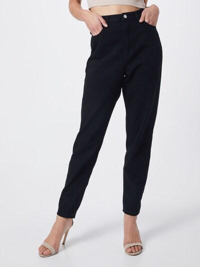 Missguided Jeans 'RIOT' in schwarz, Modelansicht